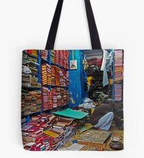 Fragments of Richness: An Indian Expose - the bookmaker Tote Bag