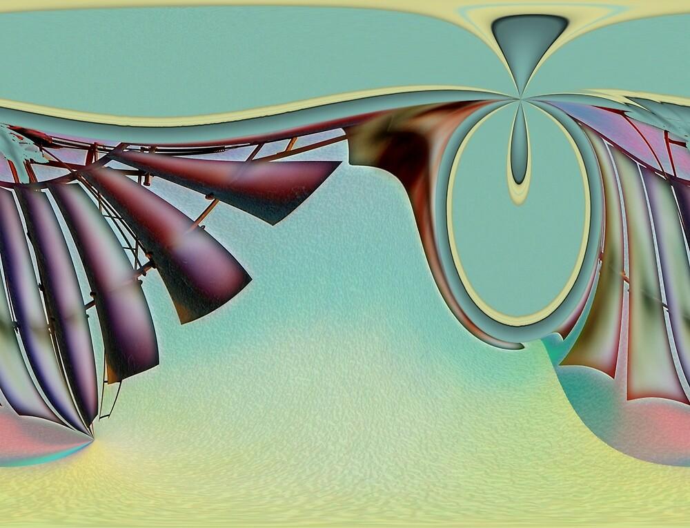 Da Vinci's Nudge by Wendy J. St. Christopher