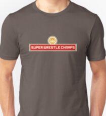 Super Wrestle Champs Unisex T-Shirt