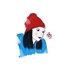 Sketch girl by liajung