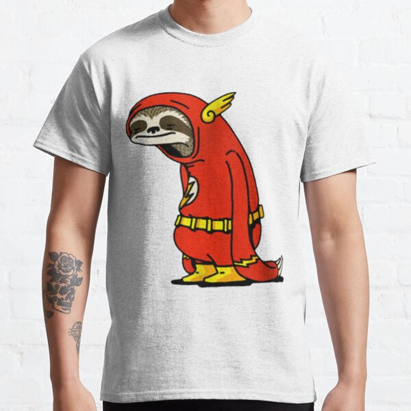 Flash Sloth Classic T-Shirt