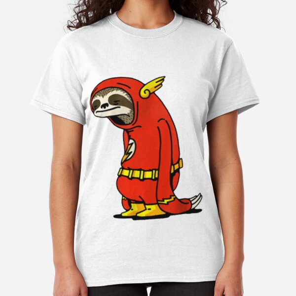 Flash Sloth Classic T-Shirt