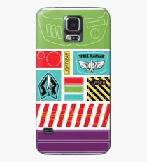 BUZZ LIGHTYEAR STICKERS KIT Case/Skin for Samsung Galaxy