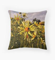 I'll Bee Right Here Throw Pillow