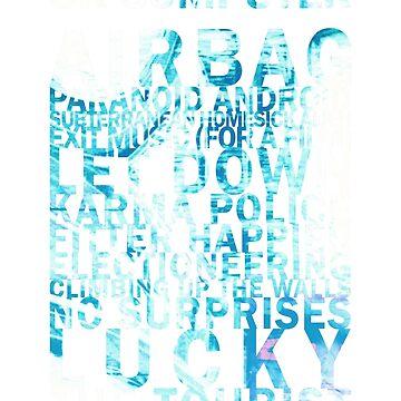 Radiohead - OK Computadora de TM490