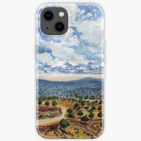 Cretan Olive Groves iPhone Soft Case