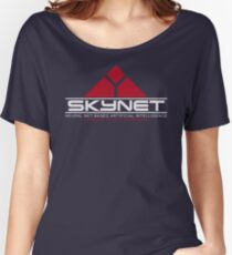Skynet - Neural Net-Based Artificial Intelligence Women's Relaxed Fit T-Shirt