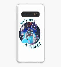 Boycott Seaworld - Don't Buy A Ticket Case/Skin for Samsung Galaxy