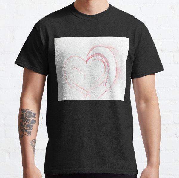 Rose de larmes, NP T-shirt classique