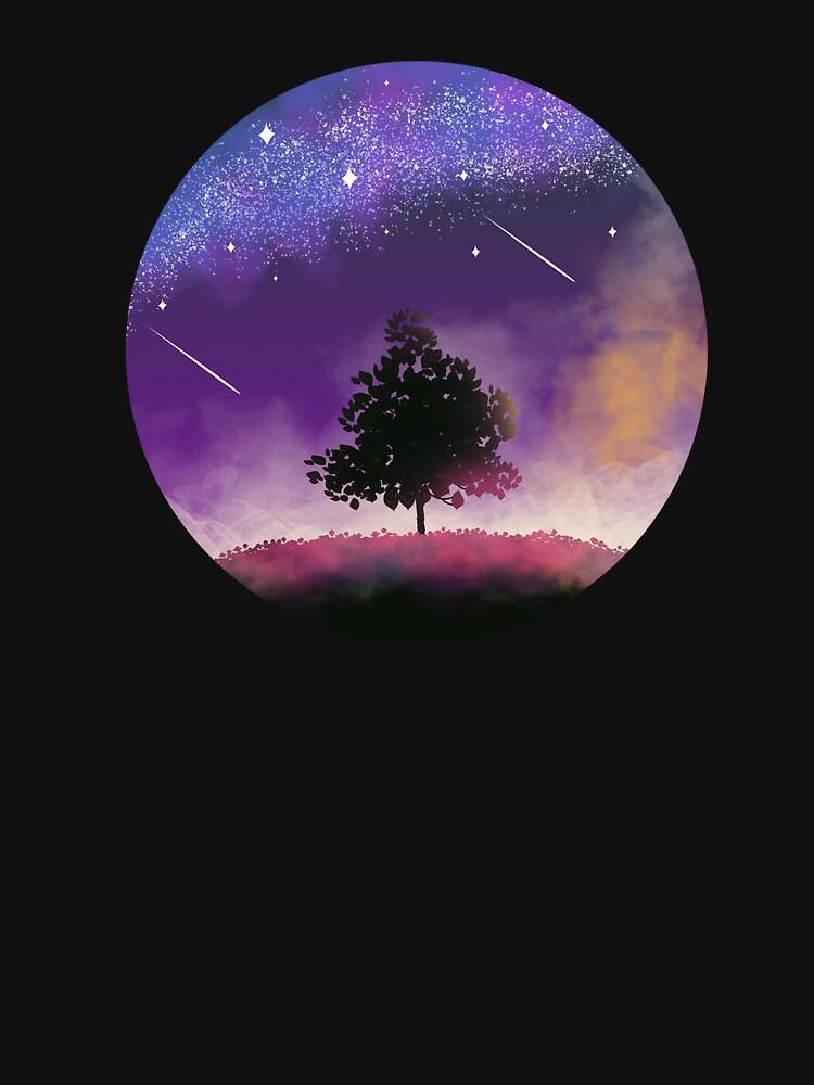 Nachthimmel von Korzaahh