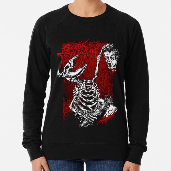 Cattle Decapitation Frankenstein Head Lightweight Sweatshirt