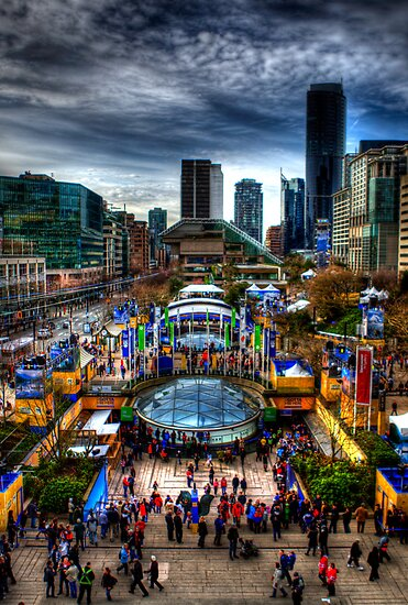 GE Plaza Vancouver 2010 by ClaytonPerry