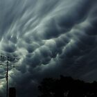 Roaring Clouds - Allambie Heights by bhooper