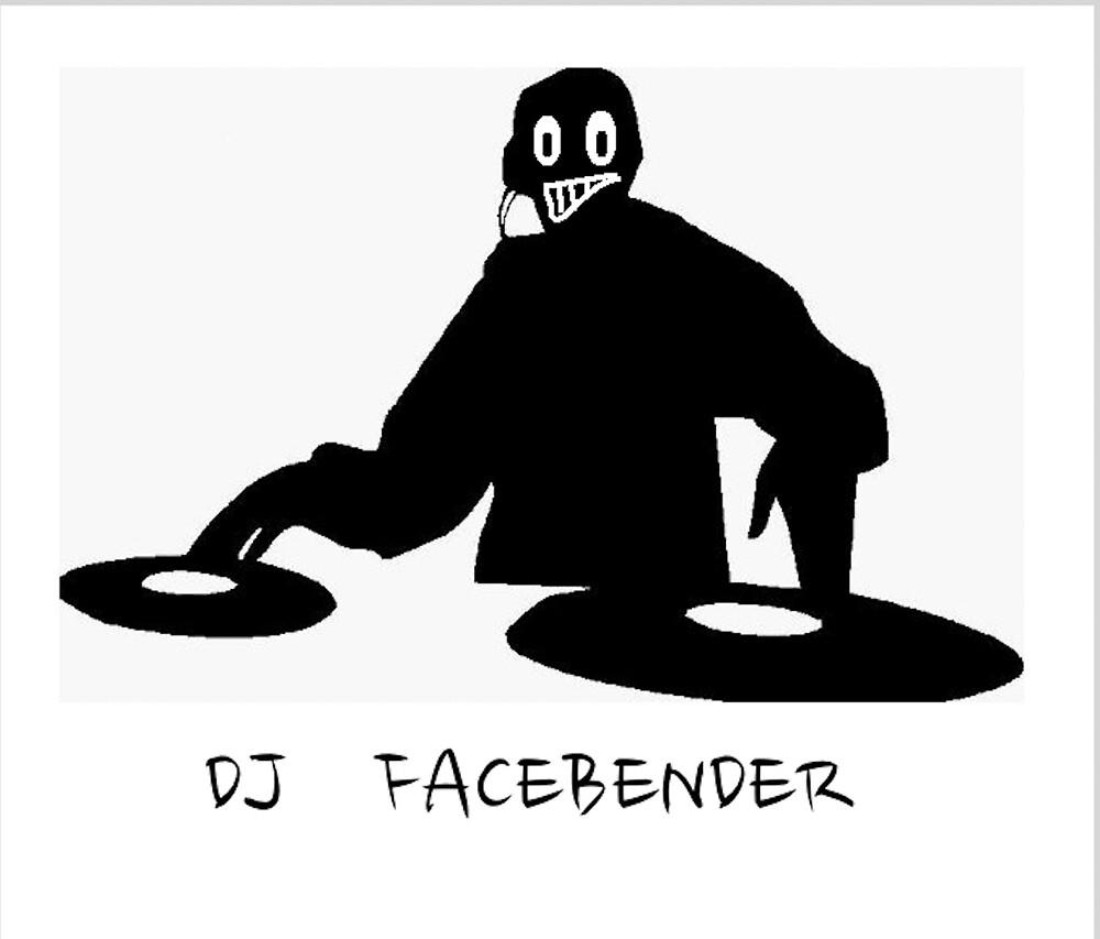 DJ FACEBENDER!! by hurstaeoner