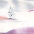 Snow Light by Ron C. Moss