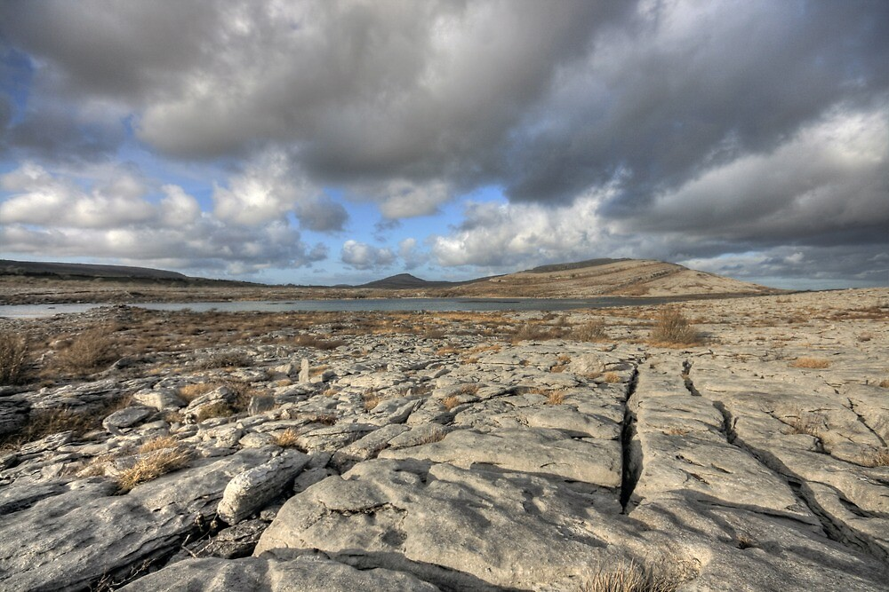 Beautiful Burren by John Quinn