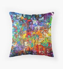 20 Millions Things To Do Throw Pillow