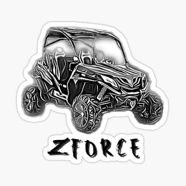 Cf moto zforce utv side by side Sticker