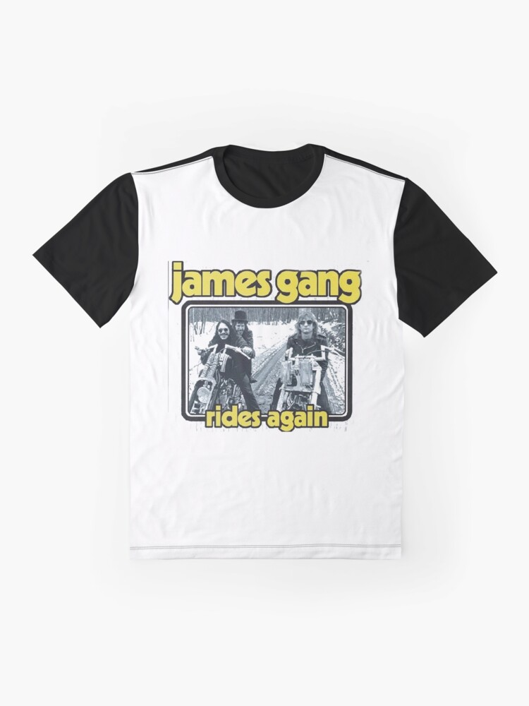 Alternate view of James Gang Graphic T-Shirt