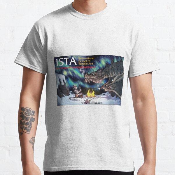 ISTA - Where Dragonborn Go To Befriend Dragons Classic T-Shirt