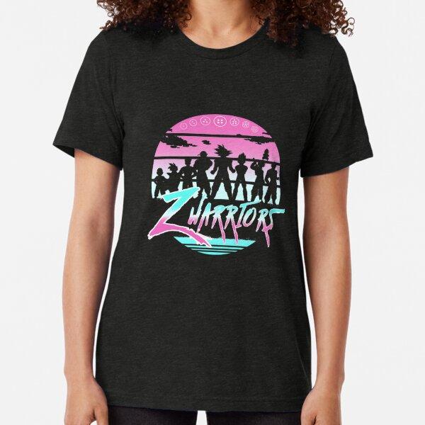 Z warriors Tri-blend T-Shirt