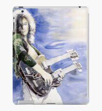 Led Zeppelin Jimi Page iPad Case/Skin