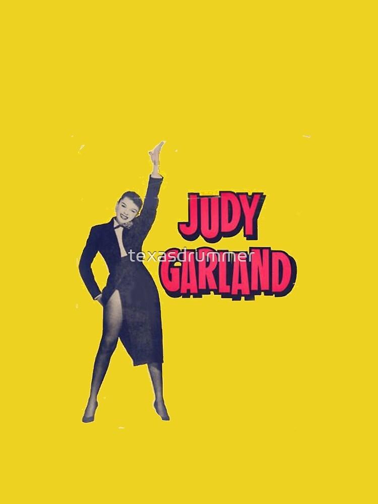 Judy Garland by texasdrummer