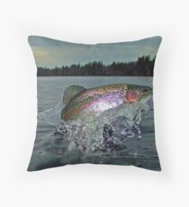 Wyland's Inspiration Throw Pillow