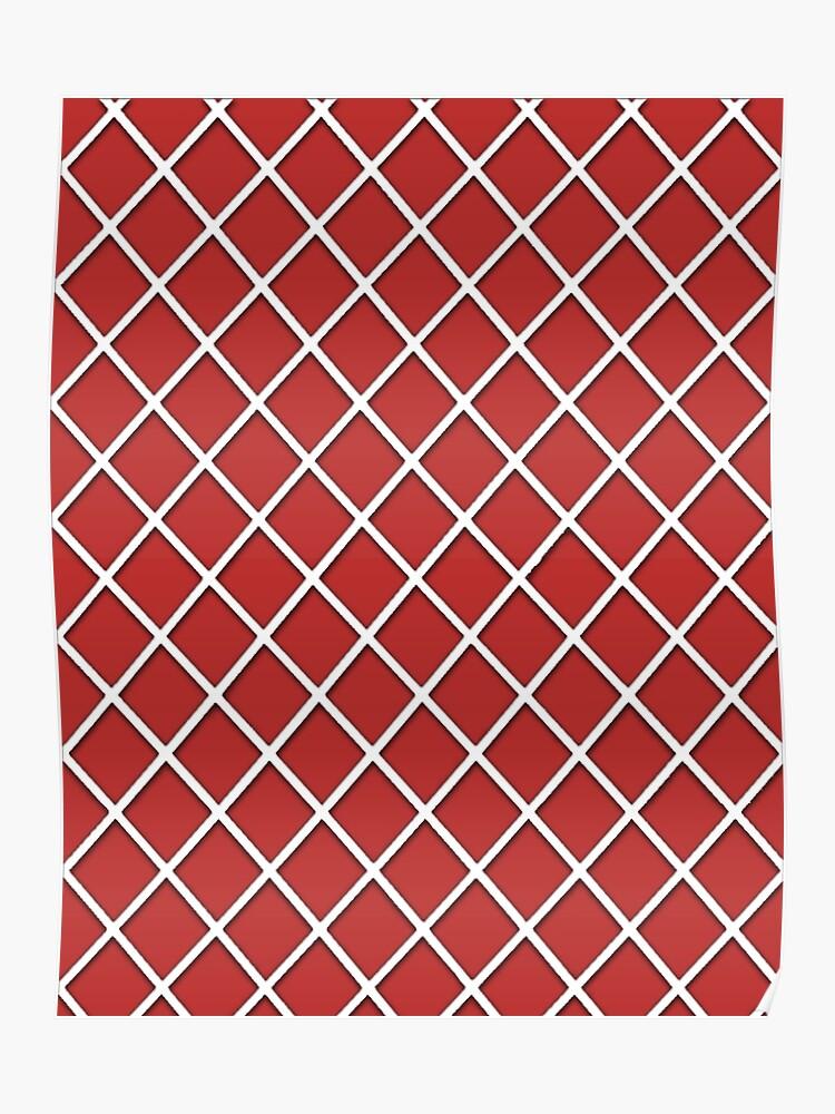 King Crimson Pattern | Poster