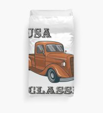 US - Classic Cars Bettbezug