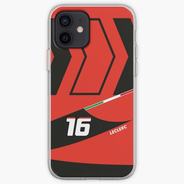 F1 2019 - Ferrari - Charles Leclerc Coque souple iPhone
