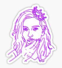 King Princess Sticker