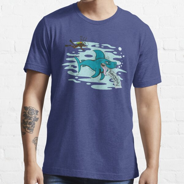 Disgusted Shark Essential T-Shirt
