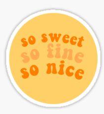Highway Tune Greta Van Fleet Sticker