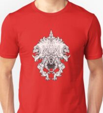 Helm of Doom - vector style Unisex T-Shirt
