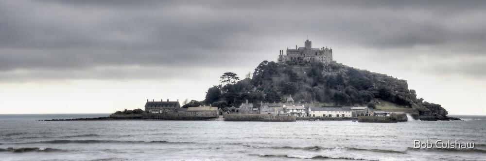 St Michael's Mount, Cornwall by Bob Culshaw