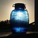 Blue with envy.... by Karlientjie