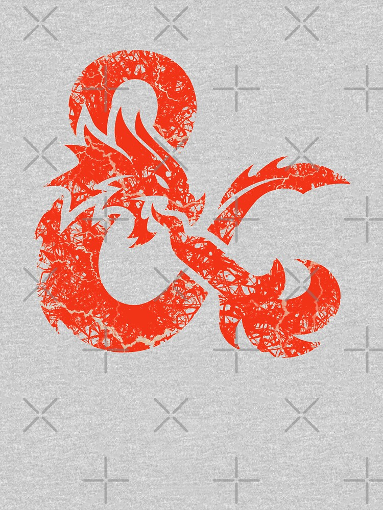 Dungeons & Dragons (Red) by VanHand