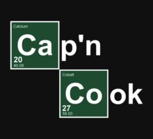 Breaking Bad Captain Cook