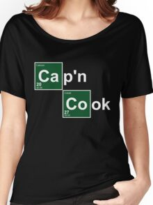 Breaking Bad Captain Cook Women's Relaxed Fit T-Shirt