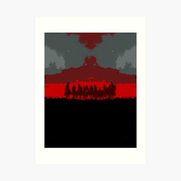 Blood Meridian Art Print