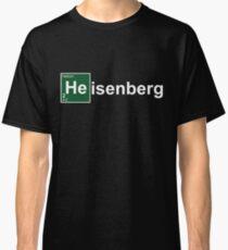 Breaking Bad Heisenburg Classic T-Shirt