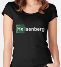 Breaking Bad Heisenburg Women's Fitted Scoop T-Shirt