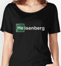 Breaking Bad Heisenburg Women's Relaxed Fit T-Shirt