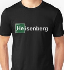 Breaking Bad Heisenburg Unisex T-Shirt