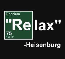 Breaking Bad Relax