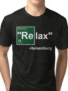 Breaking Bad Relax Tri-blend T-Shirt