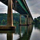 Tennessee Bridge by Richard Skoropat