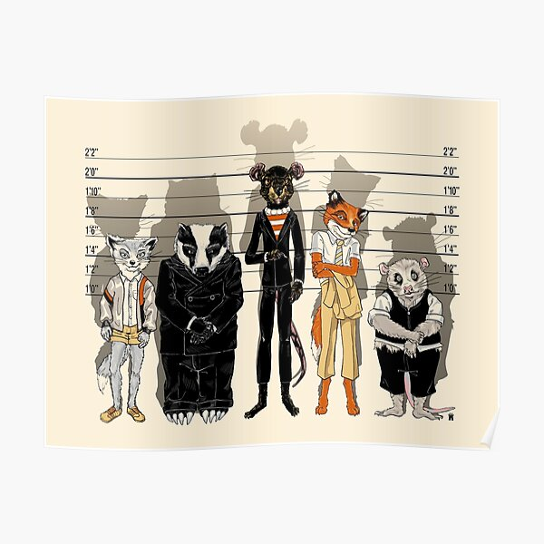Unusual Suspects Poster