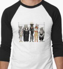 Unusual Suspects Baseball ¾ Sleeve T-Shirt